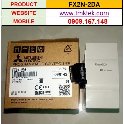 Module mở rộng PLC Mitsubishi FX2N-2DA