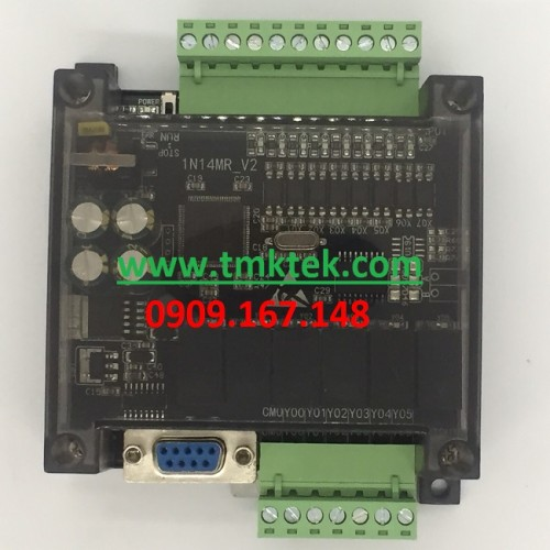 Board PLC Mitsubishi FX1N-14MR