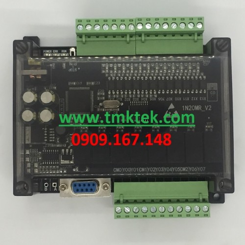 Board PLC Mitsubishi FX1N-20MR