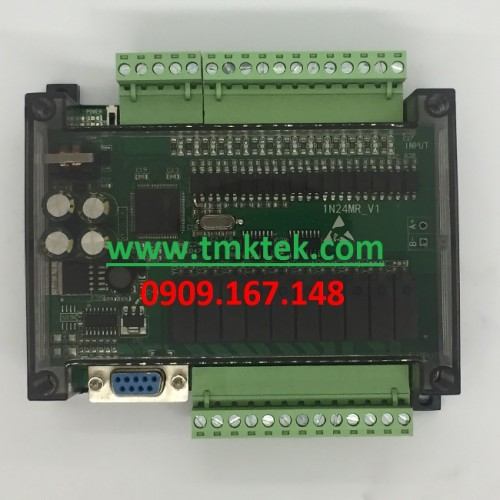 Board PLC Mitsubishi FX1N-24MR