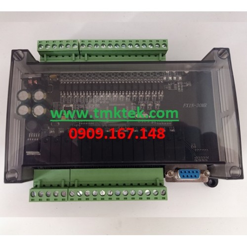 Board PLC Mitsubishi FX1N-30MR