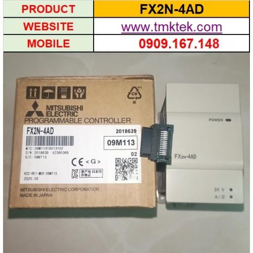 Module mở rộng PLC Mitsubishi FX2N-4AD