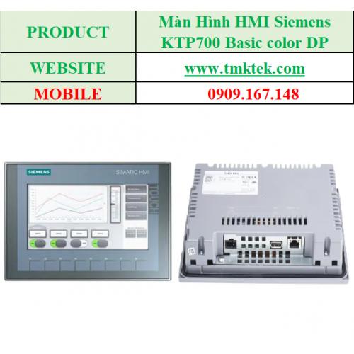 Màn hình HMI KTP700 Basic color DP