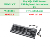 USB keyboard international US