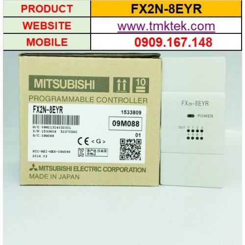 Module mở rộng PLC Mitsubishi FX2N-8EYR