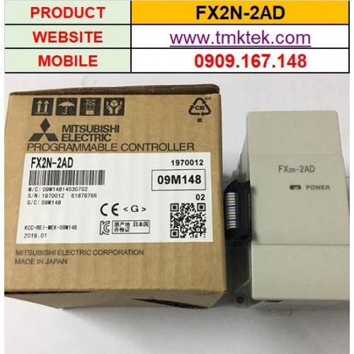 Module mở rộng PLC Mitsubishi FX2N-2AD