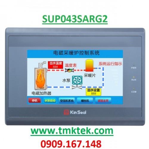 Màn hình HMI cảm ứng 4.3 inch SUP043SARG2