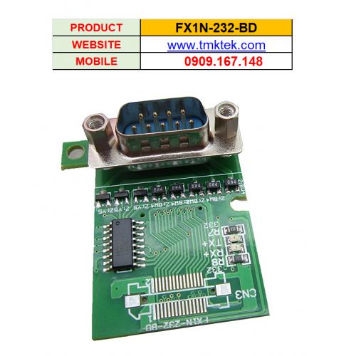 Card mở rộng PLC Mitsubishi FX1N-232-BD