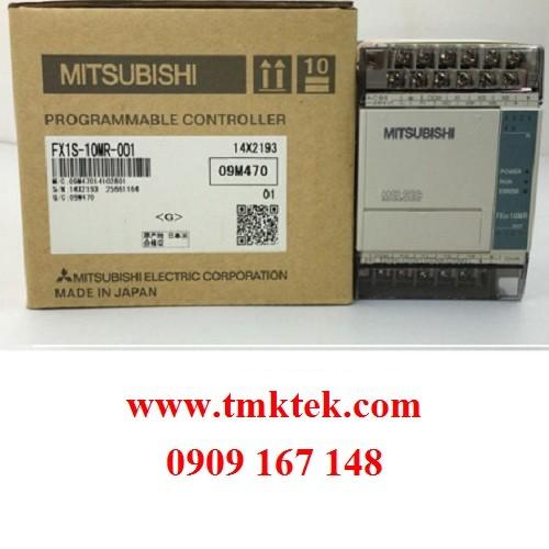 PLC Mitsubishi FX1S-10MT-001
