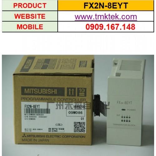 Module mở rộng PLC Mitsubishi FX2N-8EYT
