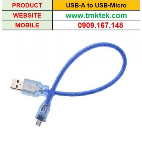 Cáp lập trình USB Micro