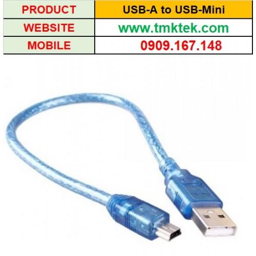Cáp lập trình USB Mini