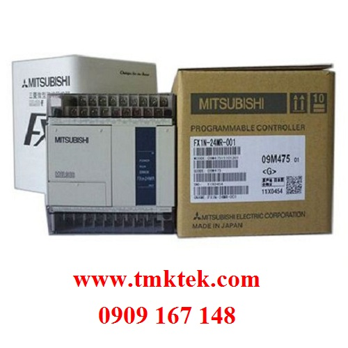 PLC Mitsubishi FX1N-24MT-001