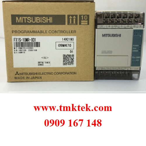 PLC Mitsubishi FX1S-14MT-001