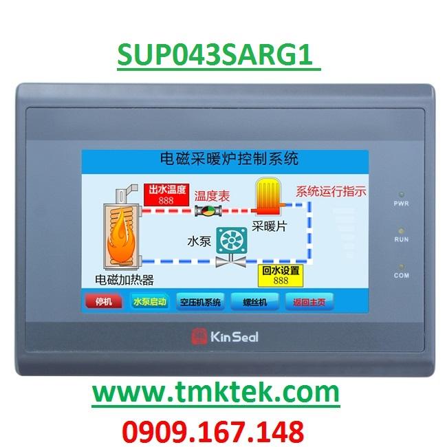 Màn hình HMI cảm ứng 4.3 inch SUP043SARG1